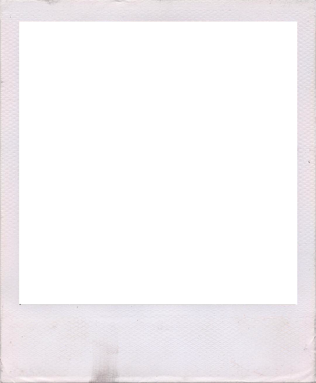 Polaroid frame png. Paper square rectangle picture