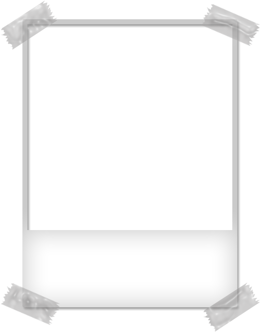 Polaroid photo frame png. Download hd graphic free