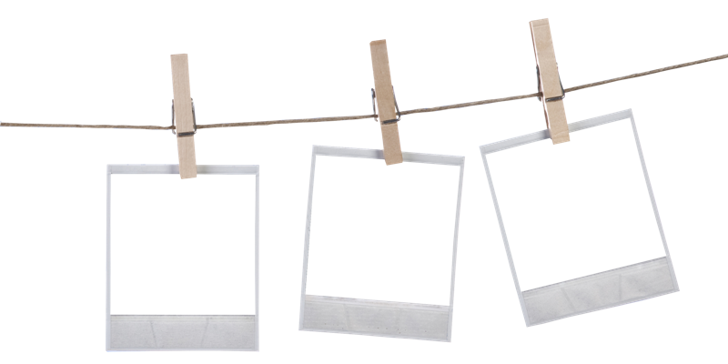 Polaroid picture clipart string png. Having css foto in