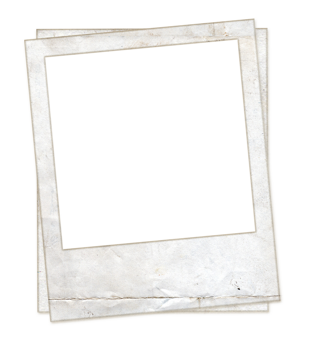 Polaroid picture frame png. How to add comic