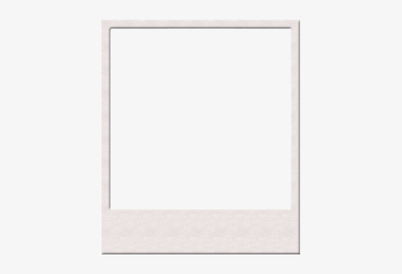 Polaroid png blank. Template psd picture transparent