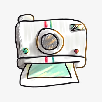 Polaroid picture png cartoon. Clipart camera photo image