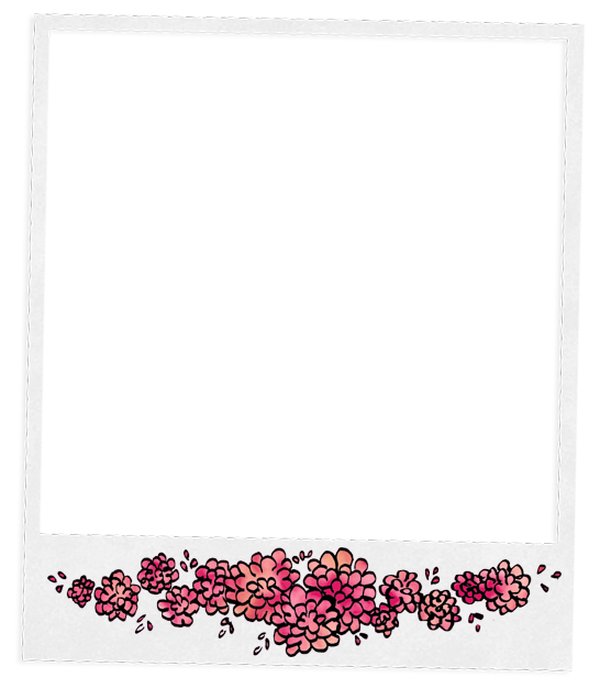 Polaroid png frame. Dropbox banners printable pinterest