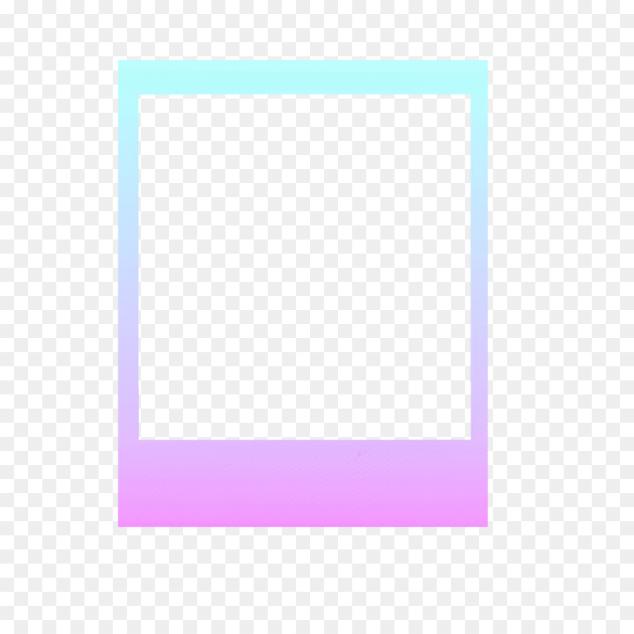 Polaroid picture png pink. Frames line angle purple