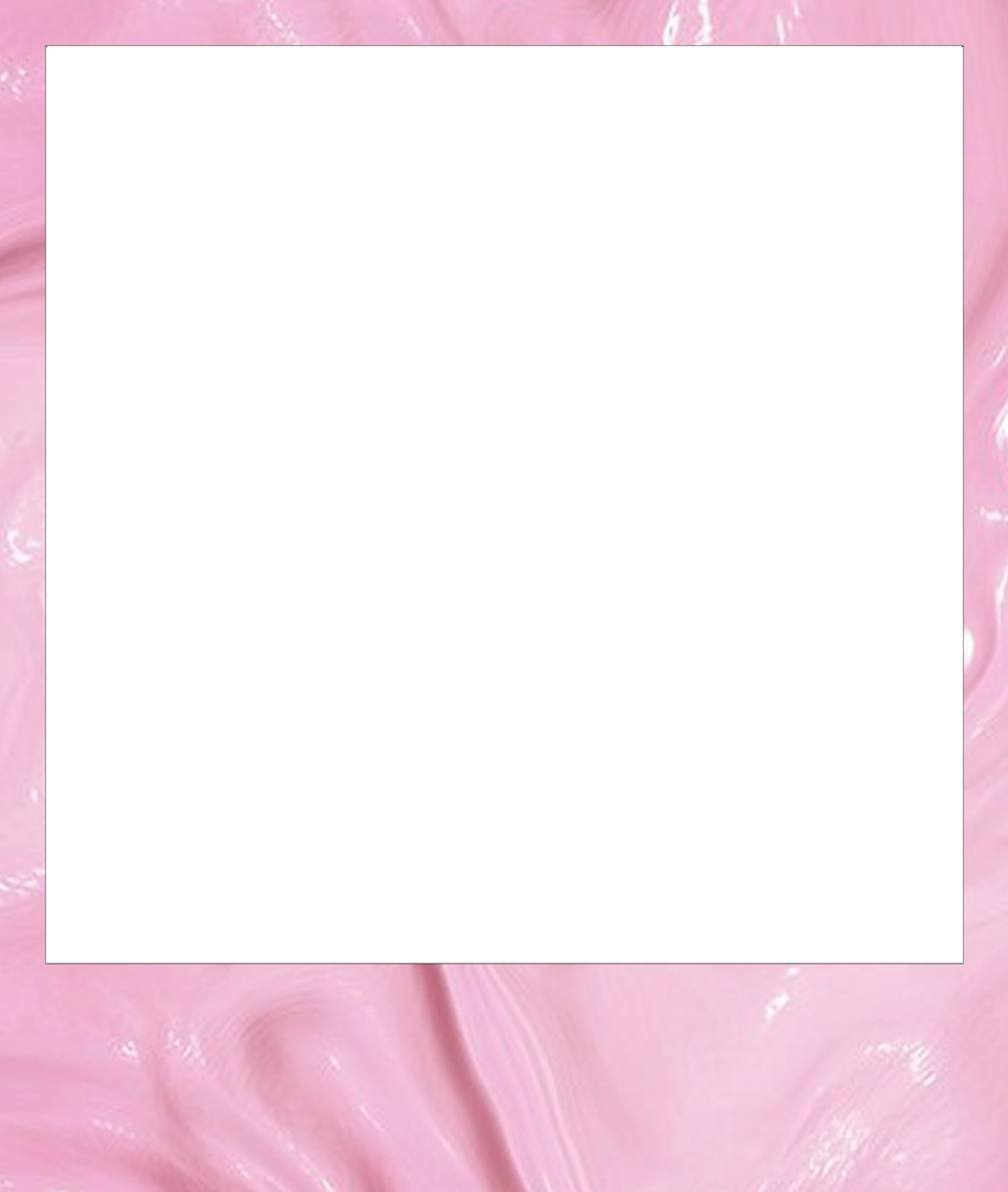 Polaroid picture png pink. Slime fluffyslime sticker