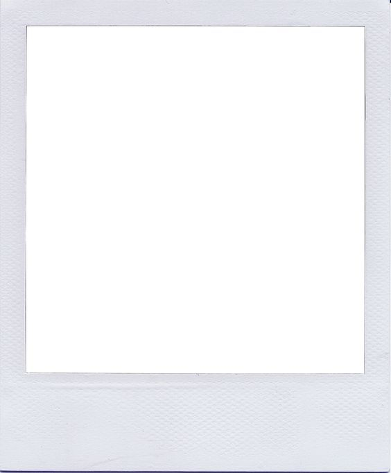 polaroid picture png plain