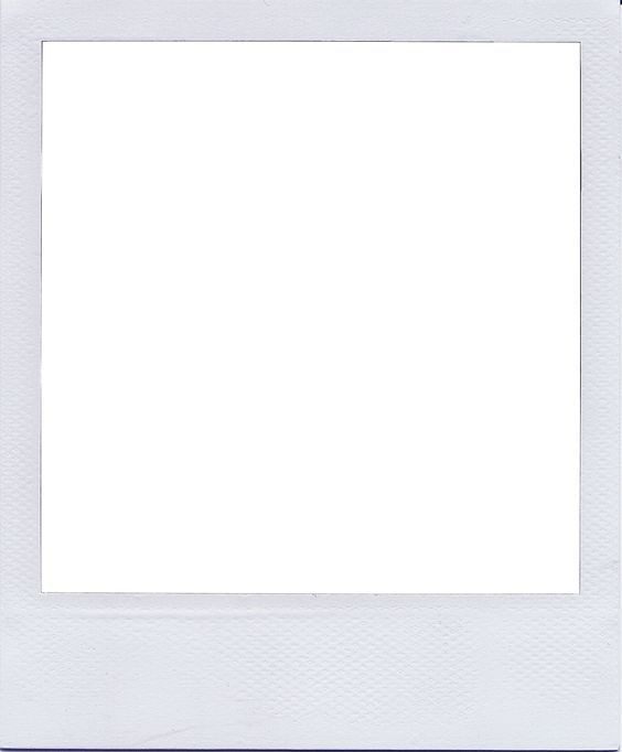Polaroid png transparent background. Within template ideas