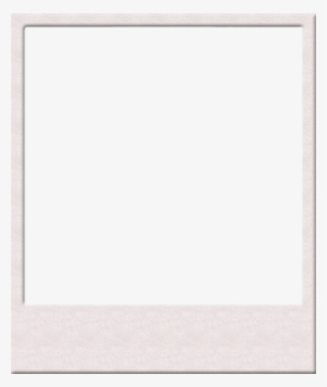 Polaroid png blank. Template transparent image free