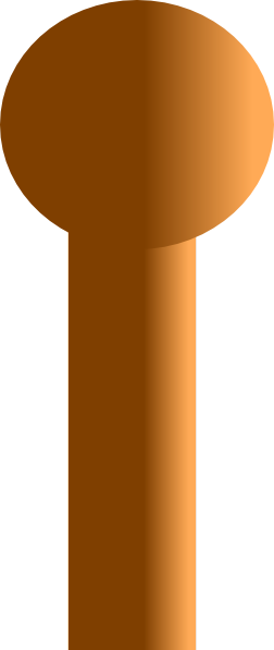 Pole clipart wood pole. Map clip art at