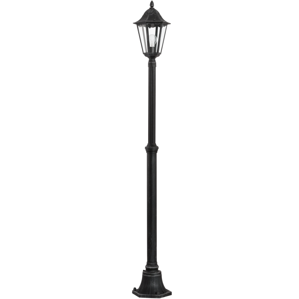 Pole vector light. Street png high quality