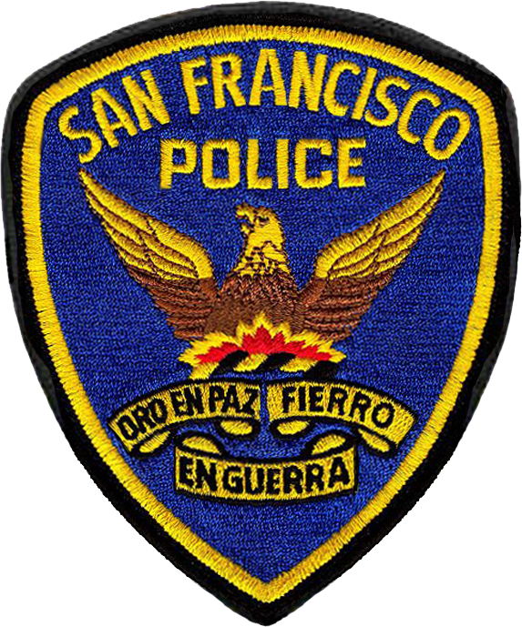 Police patch png