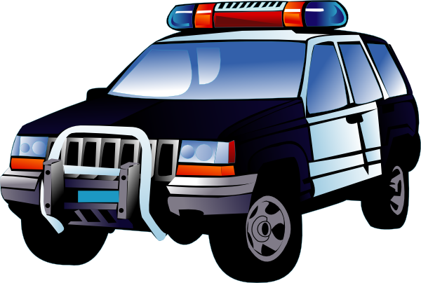 Police car clipart png. Clip art at clker