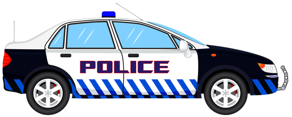 Police car transparent png. Clip art image gallery