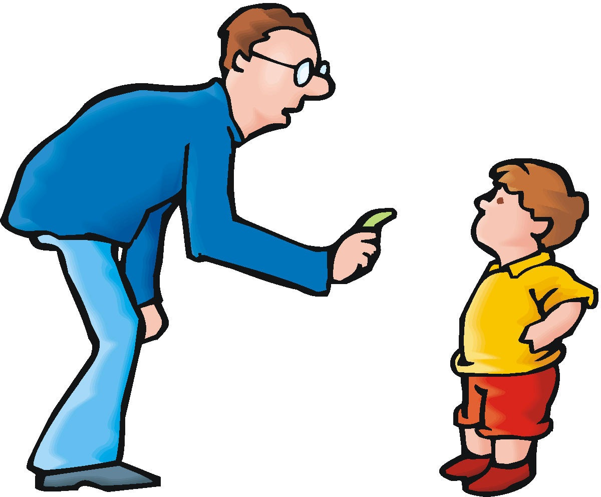 Rules clipart consequence. Discipline clip art free