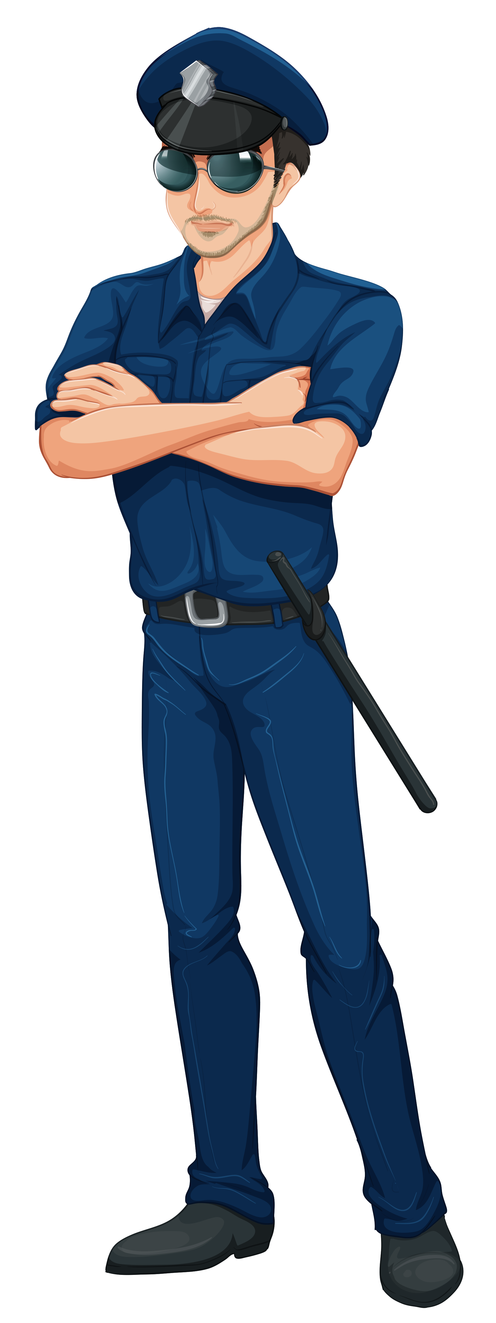 police officer png