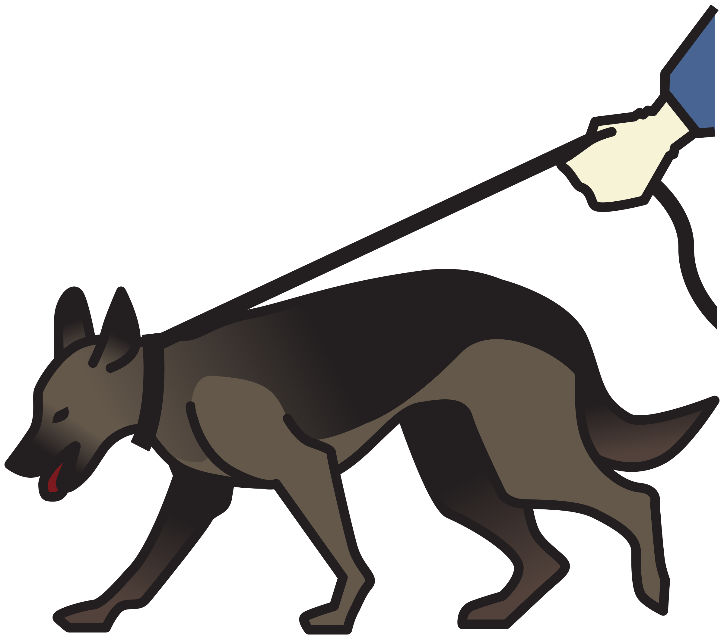 Police dog png. Icons free and downloads