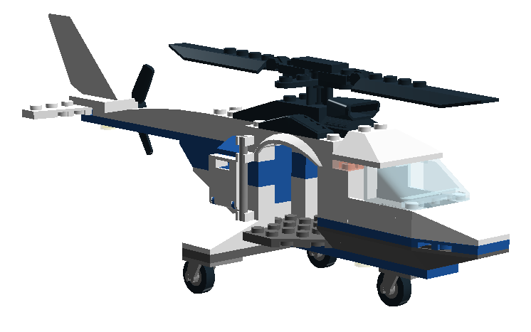 Police helicopter png. Image lego fanonpedia fandom