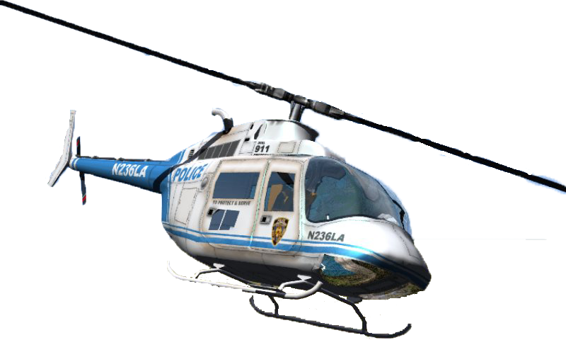 Police helicopter png. Chopper psd official psds