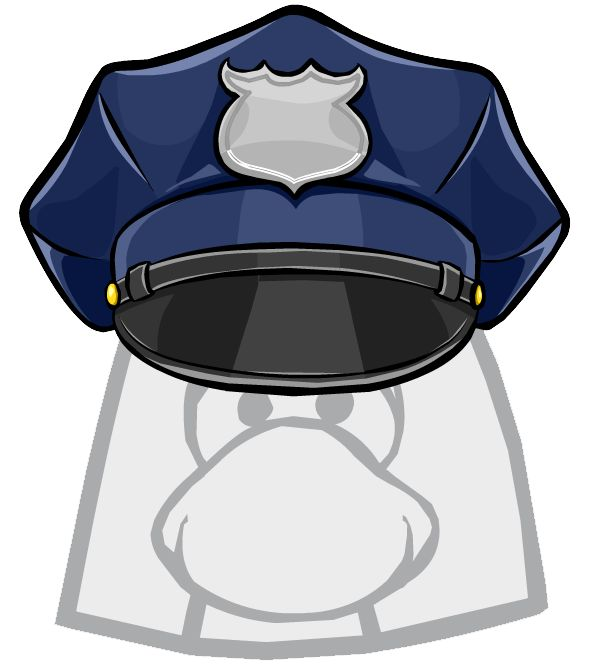 Policeman clipart police stuff. Hat drawing at getdrawings