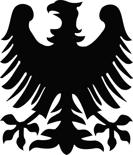 Polish eagle png. Silhouette clip art at