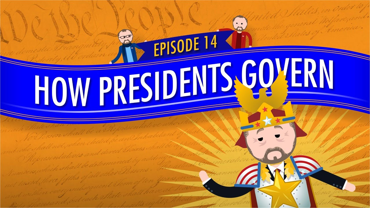 President clipart government policy. How presidents govern crash