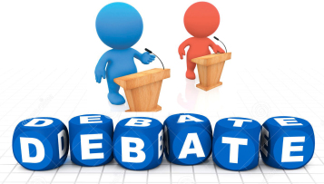 Politics clipart group debate. I watched the saw