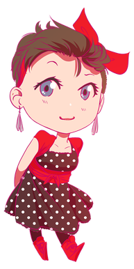 Polka clipart person german. Martina peters is creating