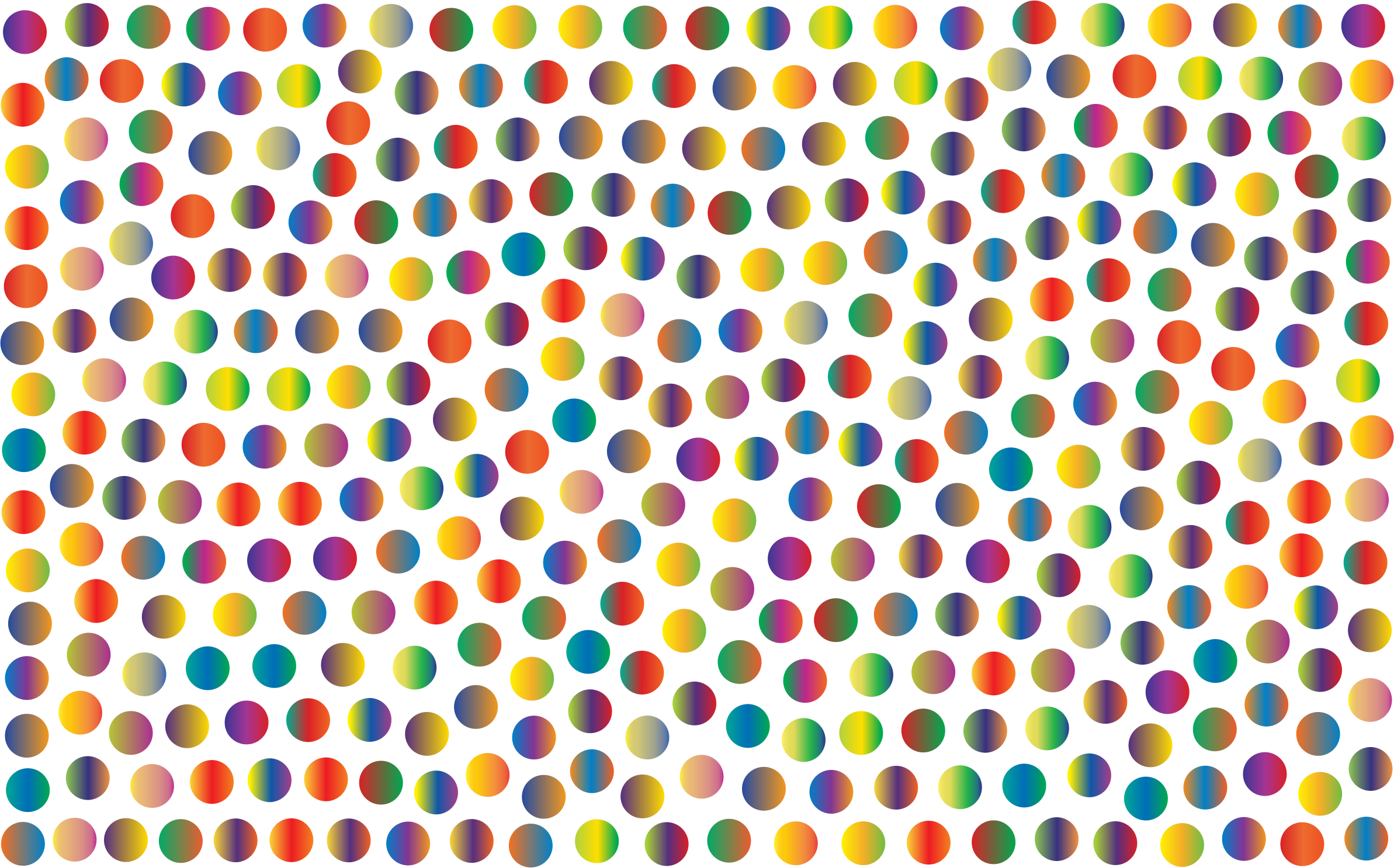 Polka dot background png. Prismatic dots no icons