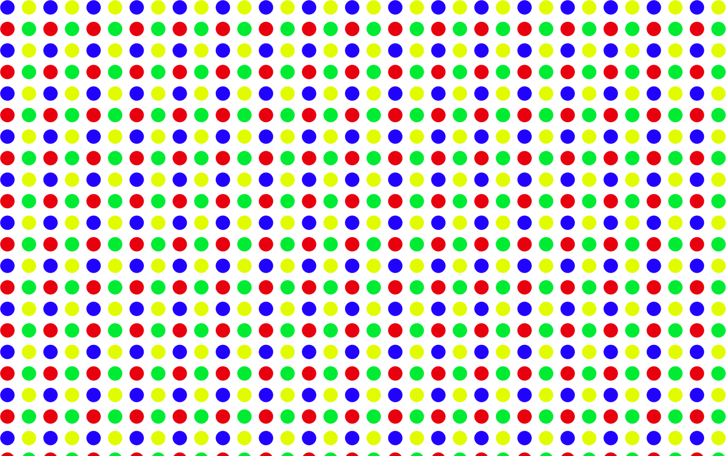 Polka dot pattern png. Seamless colorful tightly packed