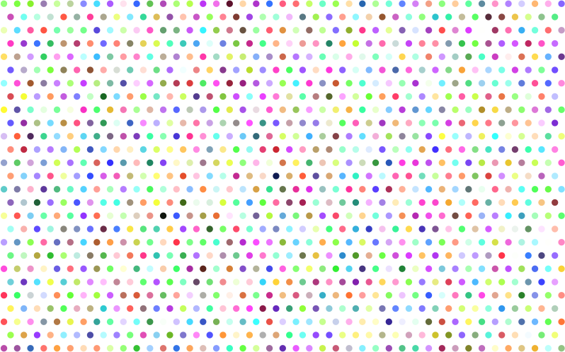 Polka dots background png. Clipart prismatic mark ii