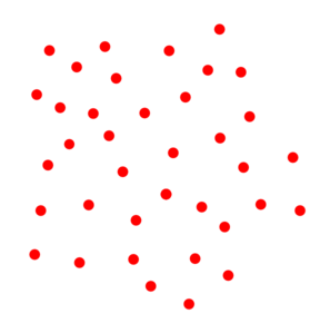 Png images of red polka dots. White flower with clip