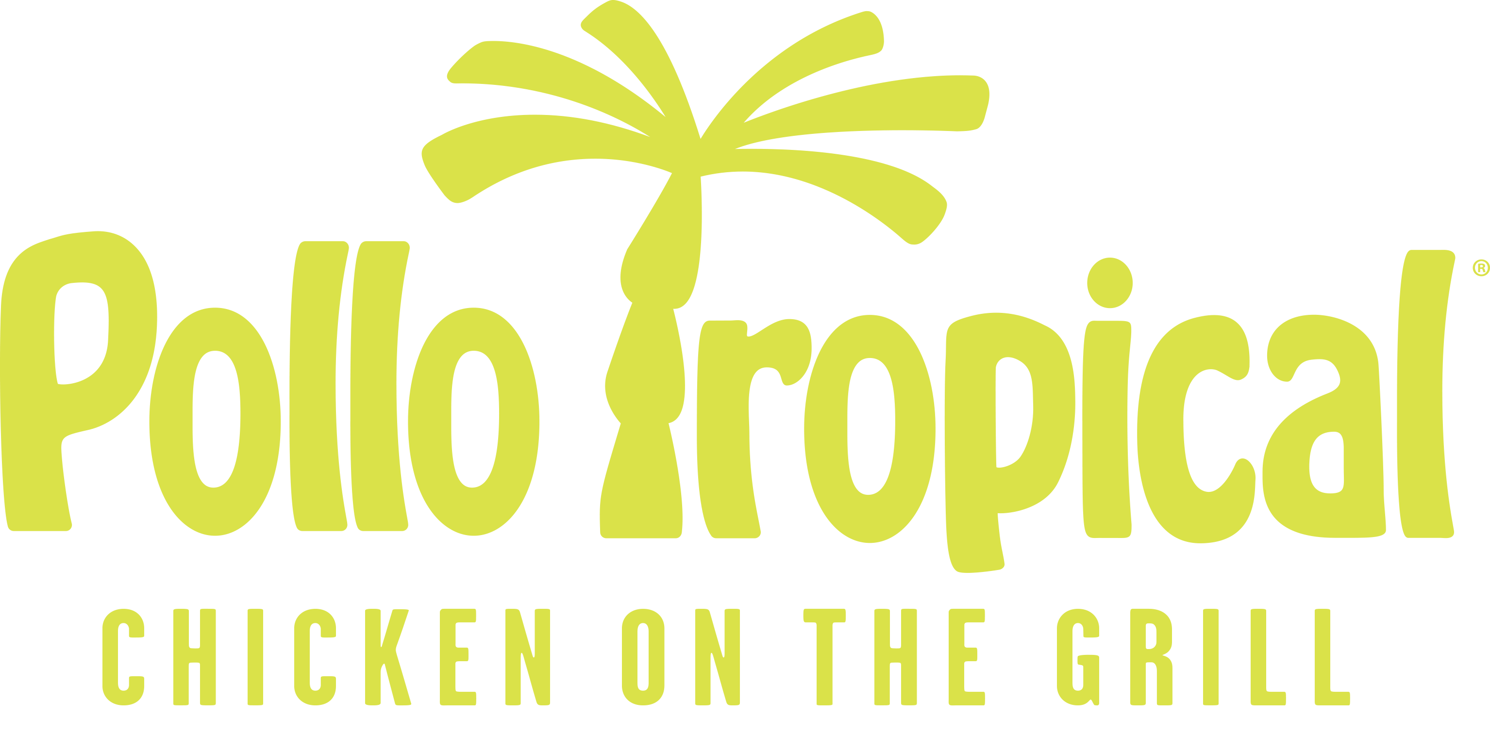 Healthy caribbean inspired food. Pollo tropical logo png vector free download