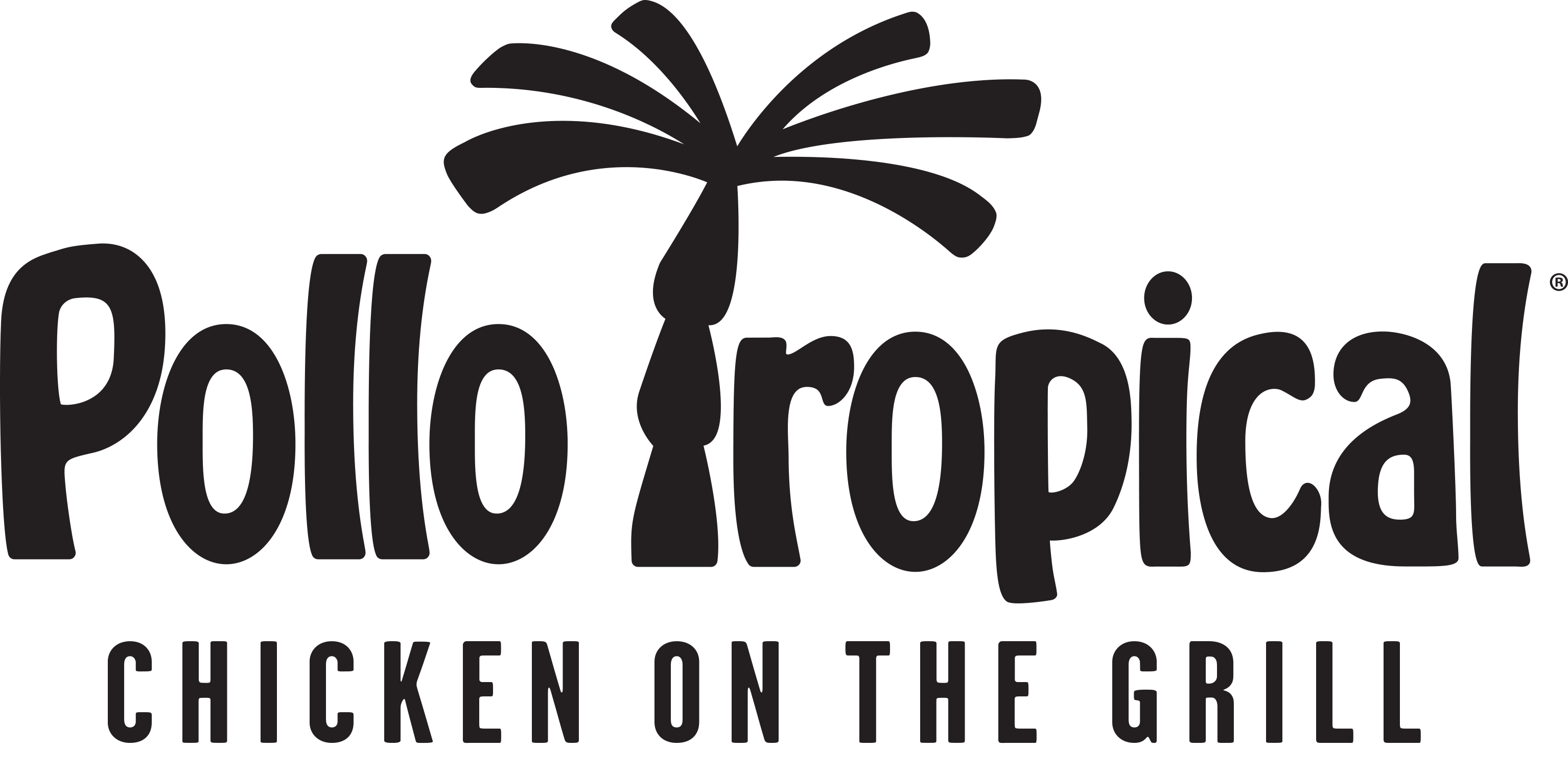 Pollo tropical logo png. Grand opening in bartram