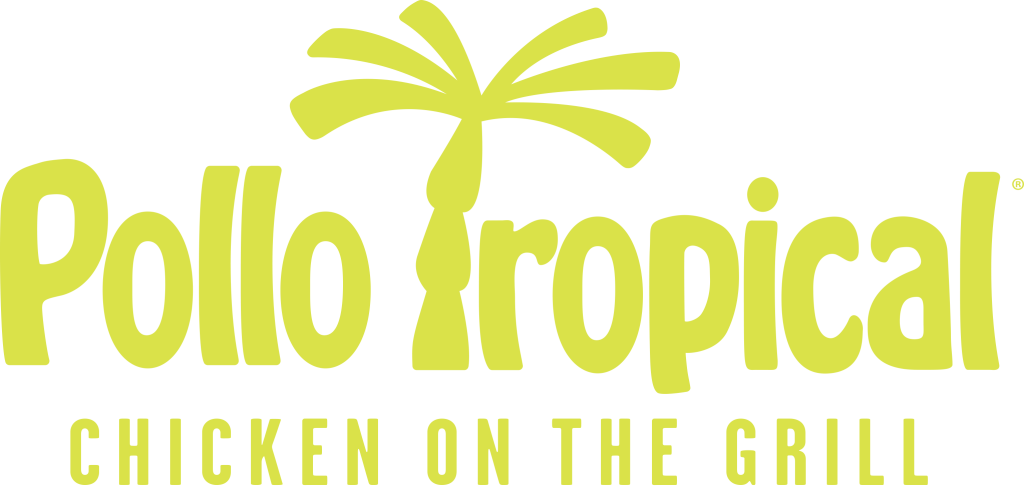 Healthy caribbean inspired food. Pollo tropical logo png graphic download