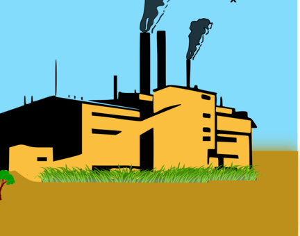 Pollution clipart. Air water natural environment