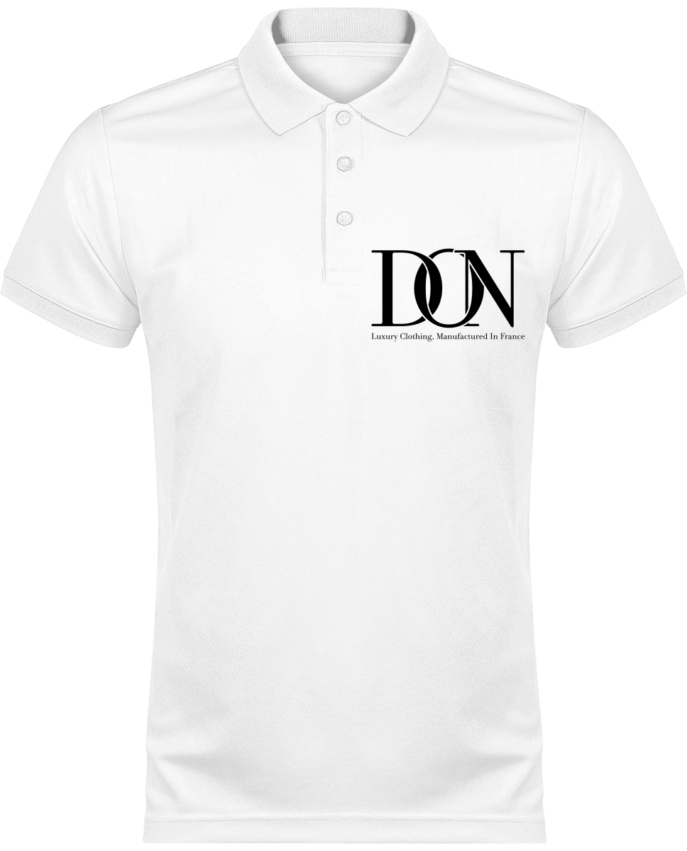 Polo drawing sport. Mens official don signature