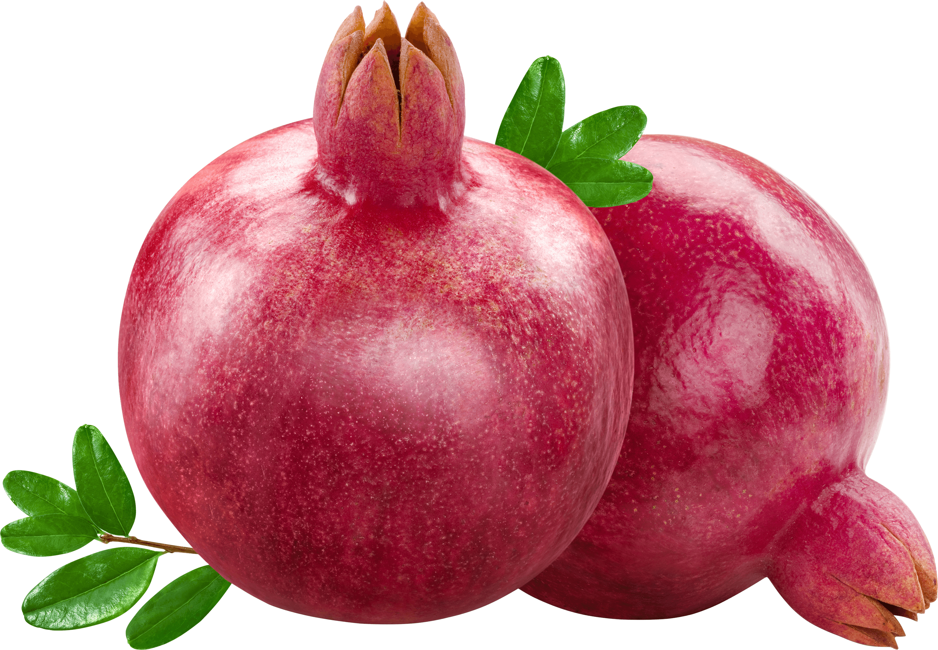 Pomegranate fruit png. Duo transparent stickpng food