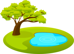 Pond transparent icon. Free vectors download icons