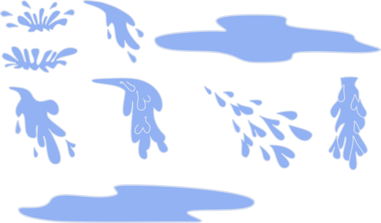 Pond vector puddle. Water computer icons dolphin