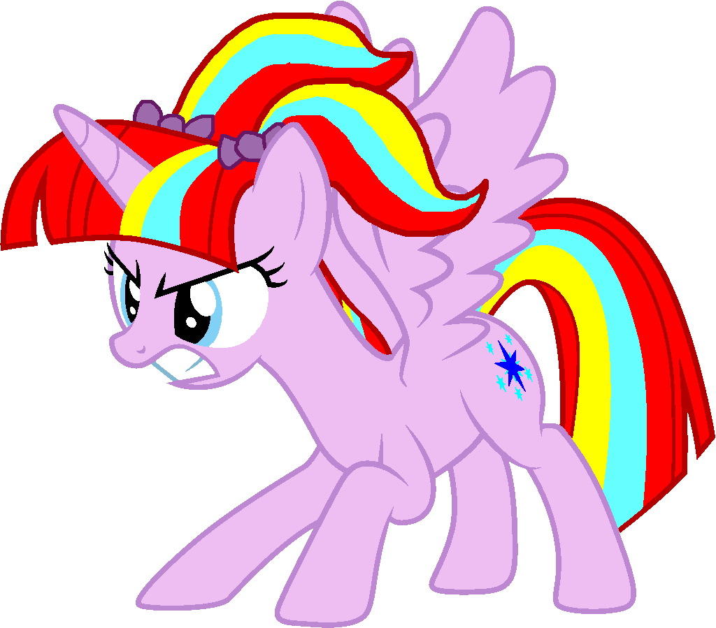 Pony clipart girly. Starlight mage my little