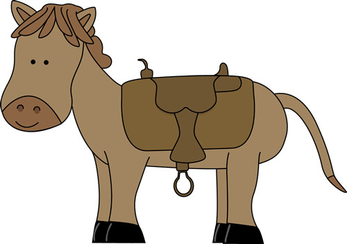 Images with saddle. Horse clip art spring clipart royalty free download
