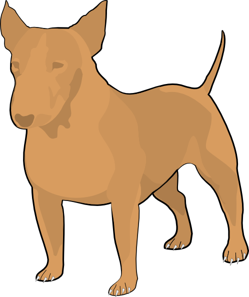 Poodle clip terrier. Clipart at getdrawings com
