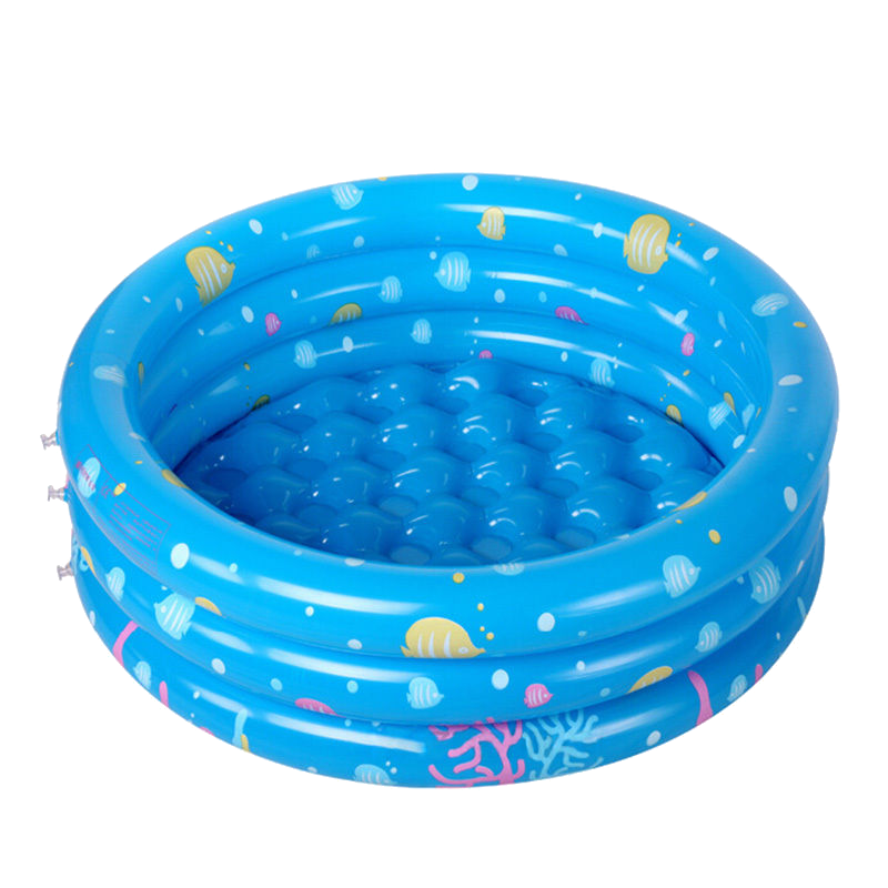 pool transparent inflatable