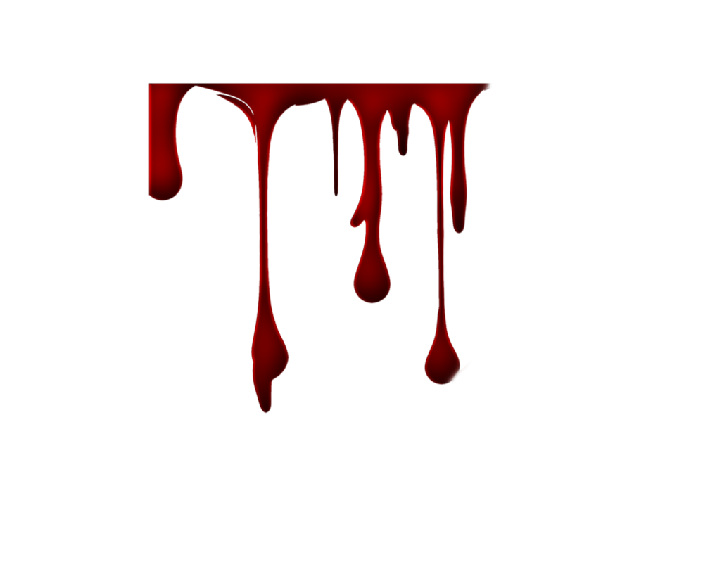 Pool blood png. Drips by moonglowlilly d