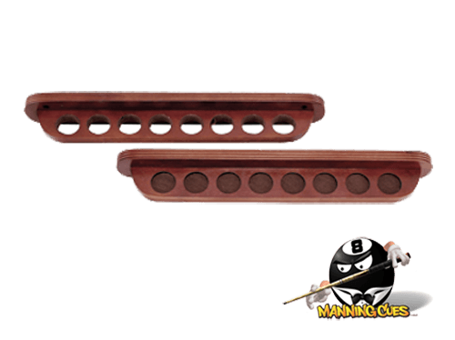Pool clip cue holder. Billiard supply diamond tables