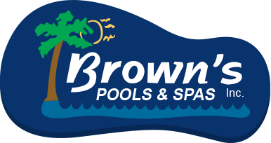 Pool clip liner. Aboveground liners brown s
