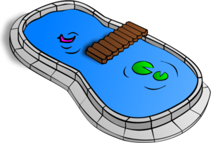 Pool clip swimming. Clipart panda free images