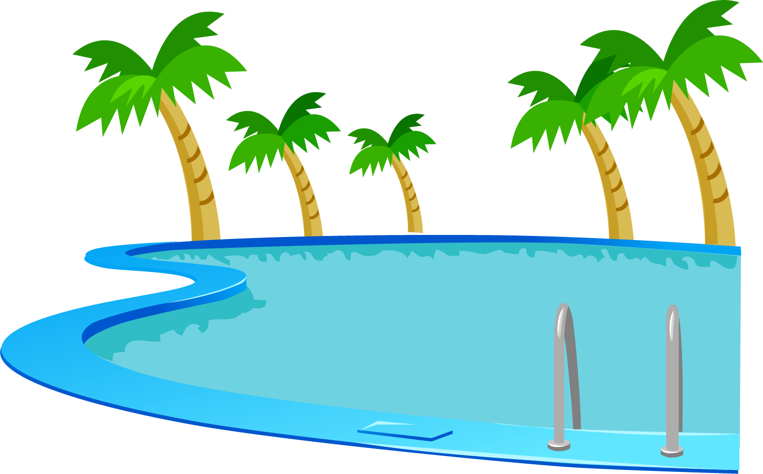 Pool clip swimming. Clipart at getdrawings com
