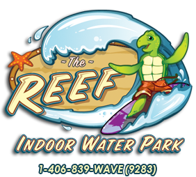 Pool clip water park. The reef indoor largest