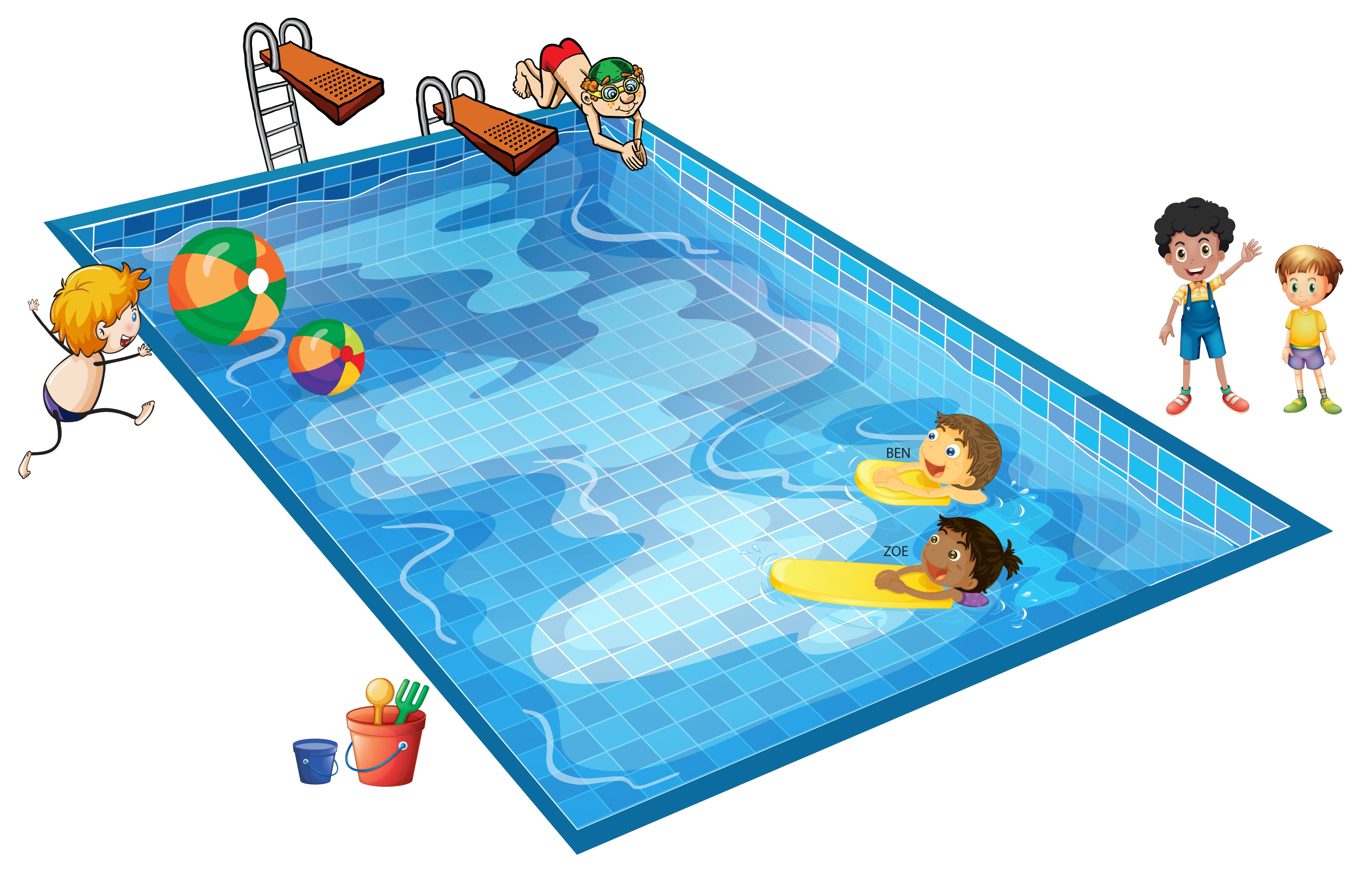 Pool clipart. Awesome gallery digital collection